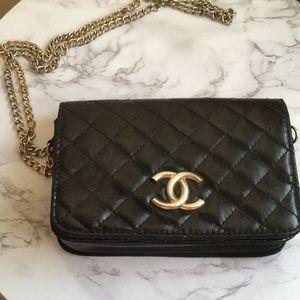 Handbags - Fake channel cute purse!